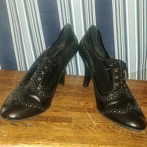 Franco Sarto women's black heels
